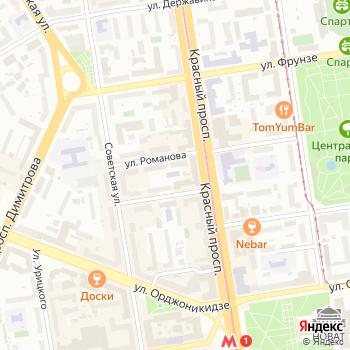 Партнер на Яндекс.Картах