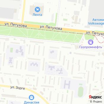 Детский сад №505 на Яндекс.Картах