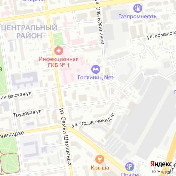Буслай на Яндекс.Картах