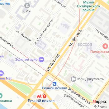 АБ-Новосибирская правовая защита на Яндекс.Картах