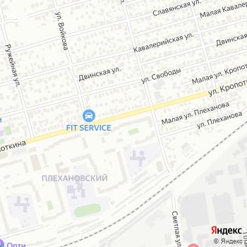 АС-Мастер на Яндекс.Картах