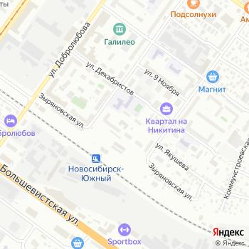 Исток на Яндекс.Картах