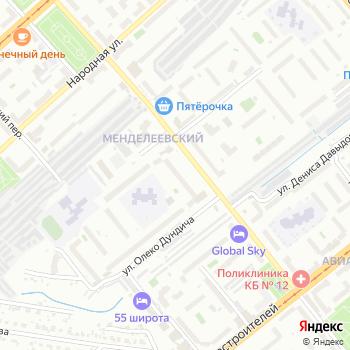 ЖКХ-Гарант на Яндекс.Картах
