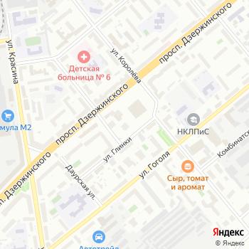 Любимый шкафчик на Яндекс.Картах