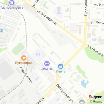 Детская библиотека им. А. Барто на Яндекс.Картах