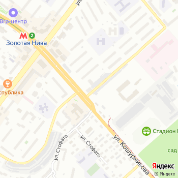 Союз Военных Строителей на Яндекс.Картах