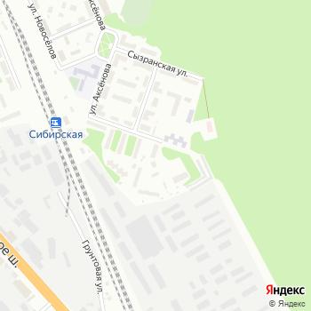 Почта с индексом 630025 на Яндекс.Картах