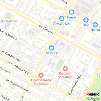 КОНУС на Яндекс.Картах
