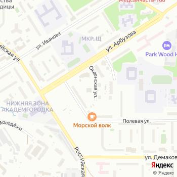 Преображение на Яндекс.Картах