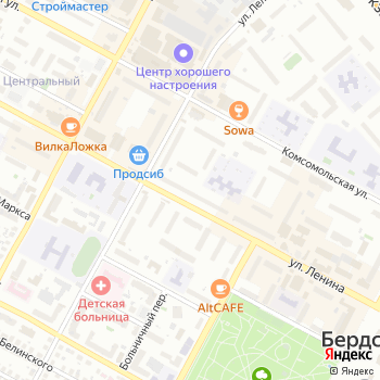 Мамин наряд на Яндекс.Картах
