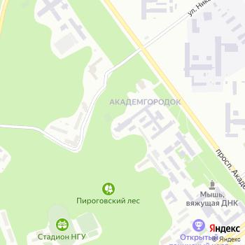 Икстенс на Яндекс.Картах