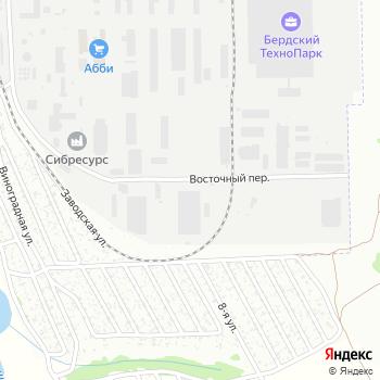 Сибирь-Кабель на Яндекс.Картах