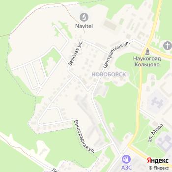 Кольцовская на Яндекс.Картах