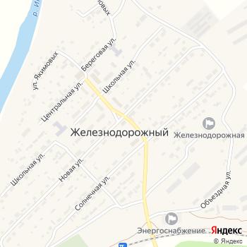 Почта с индексом 630556 на Яндекс.Картах