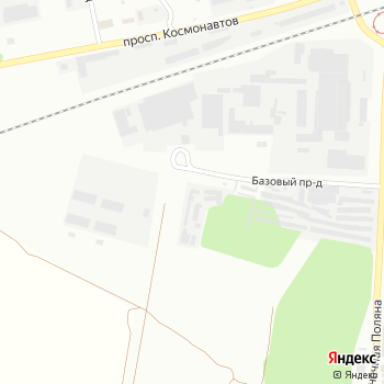 Астерия на Яндекс.Картах