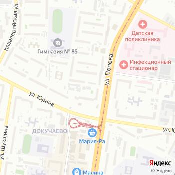 Твой мир на Яндекс.Картах