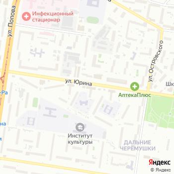 Седьмая луза на Яндекс.Картах
