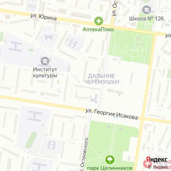 Участковый пункт полиции Отдела полиции №3 УВД по г. Барнаулу на Яндекс.Картах