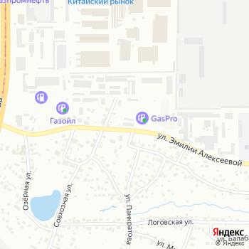 Пони Экспресс на Яндекс.Картах