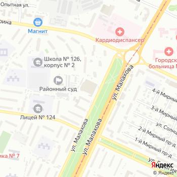 Продсиб на Яндекс.Картах