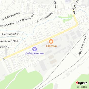 Триамвел-Логистик на Яндекс.Картах