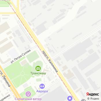 Сибпромжелдортранс на Яндекс.Картах