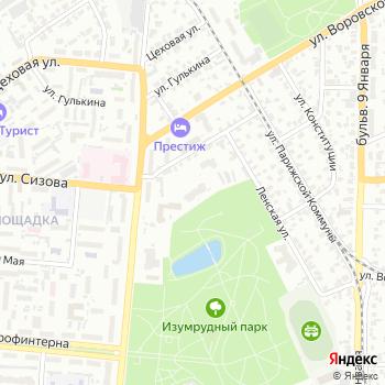 Квадро на Яндекс.Картах