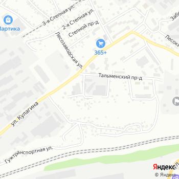 ПроСвет на Яндекс.Картах