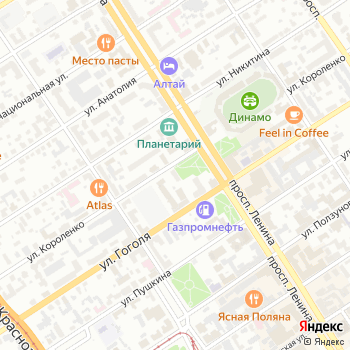 Наши новости на Яндекс.Картах
