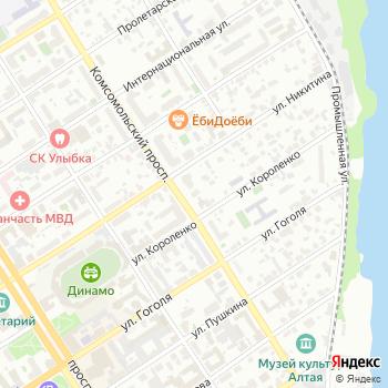 Новый мир на Яндекс.Картах