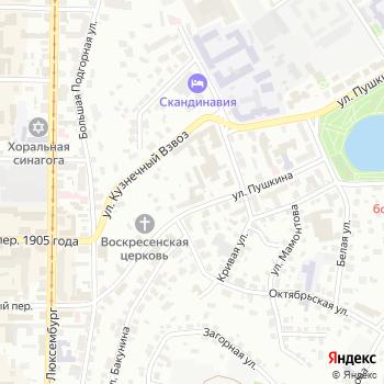 Инфо-Аудит на Яндекс.Картах
