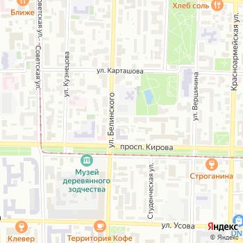 Томскремстройпроект на Яндекс.Картах