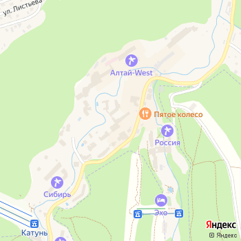 Центросоюз РФ на Яндекс.Картах