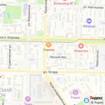 СтомПрофи плюс на Яндекс.Картах