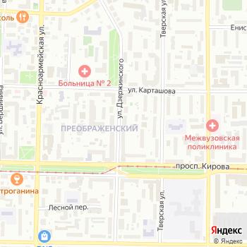 Дент-сервис на Яндекс.Картах
