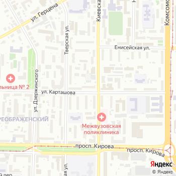 Базилио на Яндекс.Картах