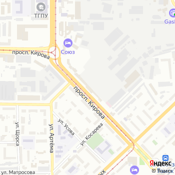 Медвежий мыс на Яндекс.Картах