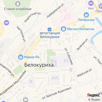Факел на Яндекс.Картах