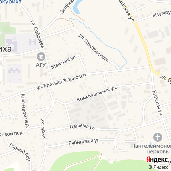 АвтоТюнинг на Яндекс.Картах