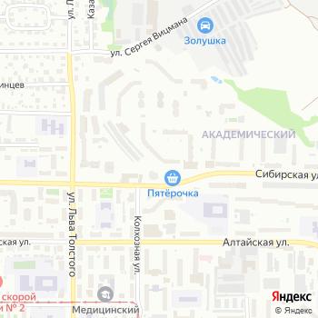 Лаборатория Про на Яндекс.Картах