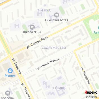 Best на Яндекс.Картах