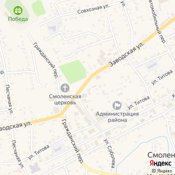 Светлячок на Яндекс.Картах