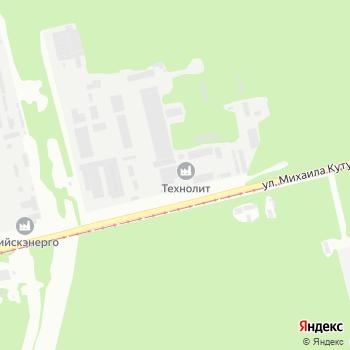 ТехноЛит на Яндекс.Картах