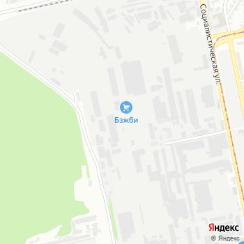 Азбука Стали на Яндекс.Картах