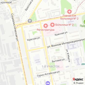 Техноград на Яндекс.Картах