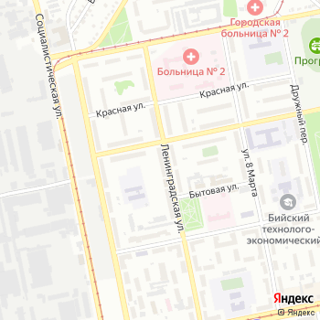 Почта с индексом 659315 на Яндекс.Картах