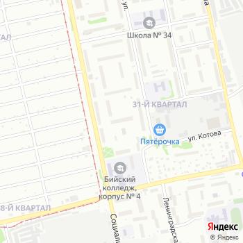 Озон на Яндекс.Картах