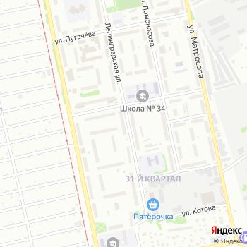 Оптика-7 на Яндекс.Картах