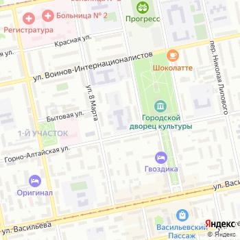 Горно-Алтайский государственный политехнический колледж на Яндекс.Картах