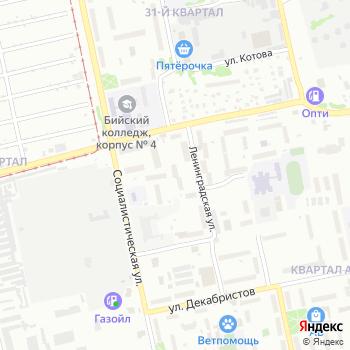Колибри на Яндекс.Картах